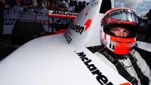 Roubo de 400 mil euros a campeão de Fórmula 1