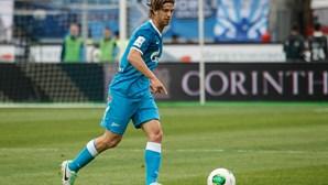 FC Porto quer desviar Ansaldi da Luz