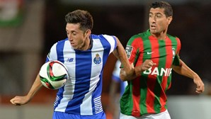 Declarações dos treinadores do Marítimo e do FC Porto