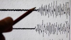 Sismo de magnitude 5 atinge El Salvador