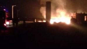 Explosão em fábrica de produtos químicos na China