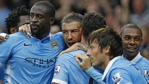 Manchester assume liderança