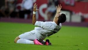 Real Madrid empata com Sporting de Gijón