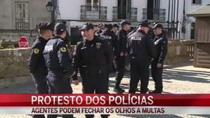 Greve da polícia faz Estado perder milhões