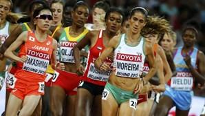 Sara Moreira 12.ª nos 10.000 metros em Pequim