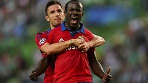 Ao minuto: CSKA 3-1 Sporting