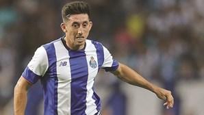 Dragão acelera venda de Herrera