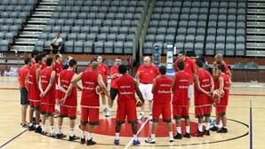 Portugal com França, Hungria e Montenegro no corrida para o Mundial de basquetebol