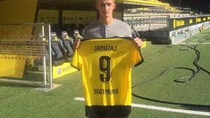 Januzaj emprestado ao Borussia Dortmund
