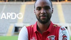 Wilson Eduardo assina pelo Sporting de Braga