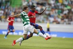 João Pereira e Musa enfrentam-se procurando a vantagem