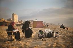 A 26 de agosto de 2014, 2230 pessoas tinham morrido na guerra. A faixa de Gaza é um território disputado por israelitas e palestinianos
