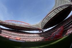 O Estádio da Luz