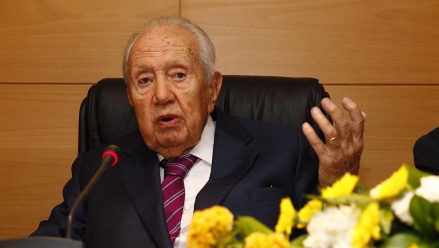 Mário Soares visitou antigo banqueiro
