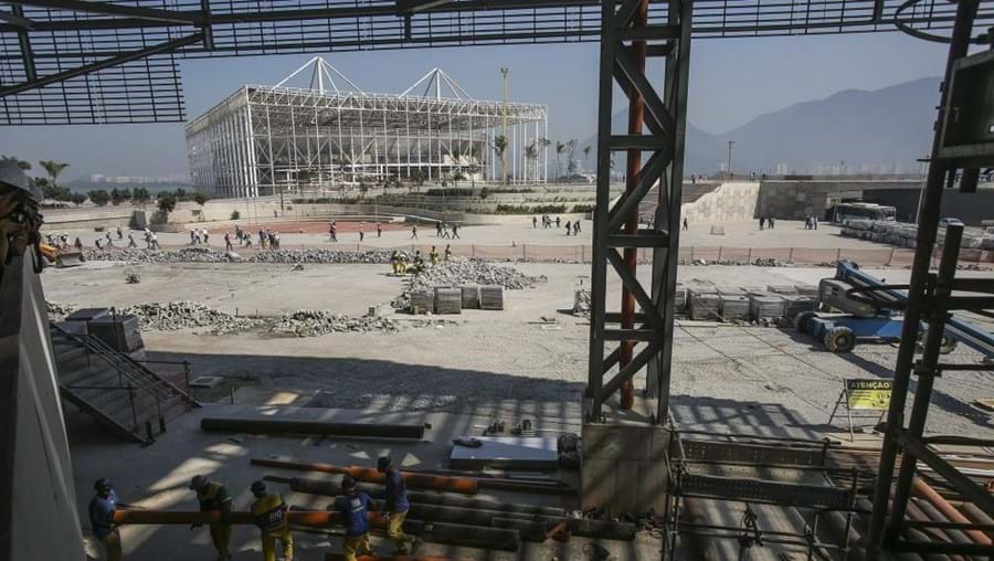 Requerimento implica as obras no Parque Olímpico, que concentrará a maioria das modalidades, e Complexo Olímpico de Deodoro