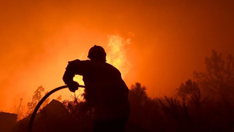 A LBP destacou o trabalho desenvolvido pelos bombeiros voluntários