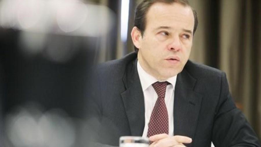 Félix Morgado, o presidente executivo do banco mutualista