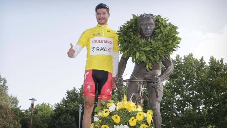 Ciclista não quer desistir