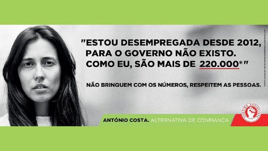 Maria João (na foto) diz que não está desempregada desde 2012