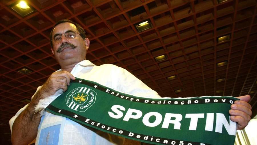 O Sporting foi o grande amor e a grande tragédia de Jorge Gonçalves