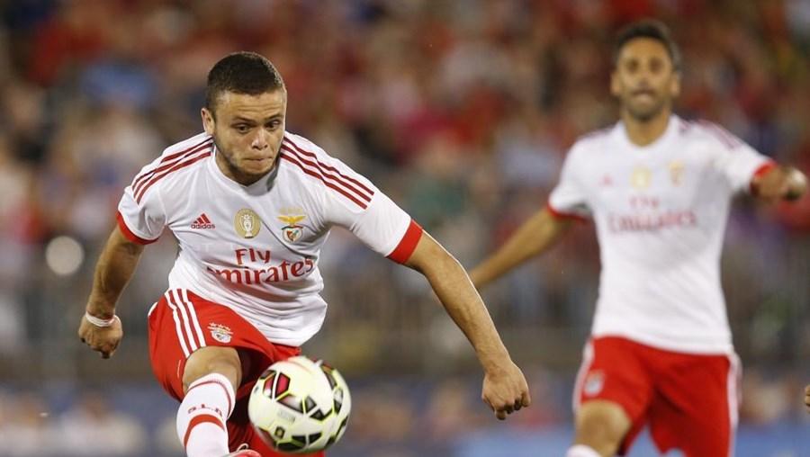 Jonathan perdeu espaço no Benfica