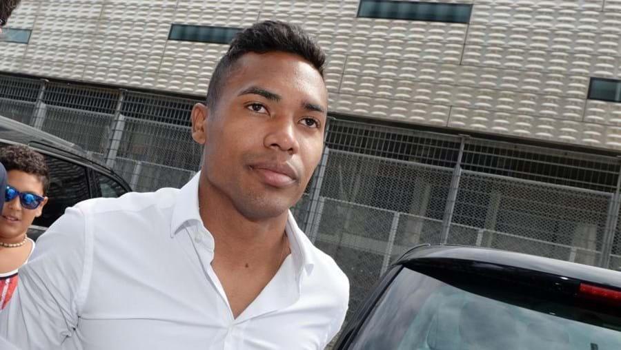 """""""É certo que o Alex [Sandro] tem como destino Turim e desejamos-lhe a maior sorte"""", confirmou o técnico"""