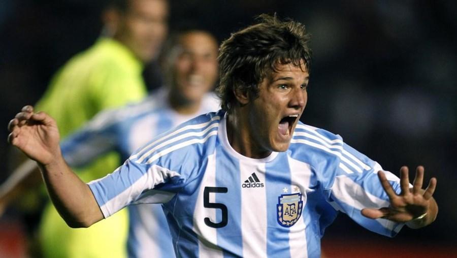 Bruno Zuculini é internacional pelas seleções argentinas