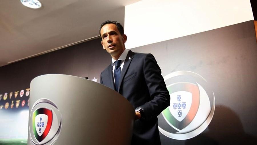 Pedro Proença, de 44 anos, foi eleito para a presidência da Liga no passado dia 28 de julho