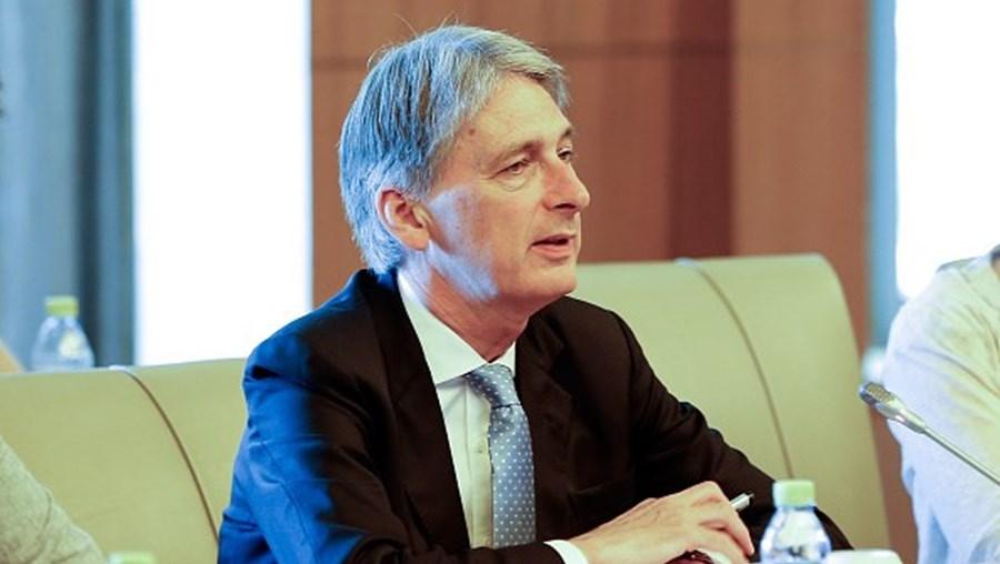 Philip Hammond é o secretário das Relações Exteriores britânico