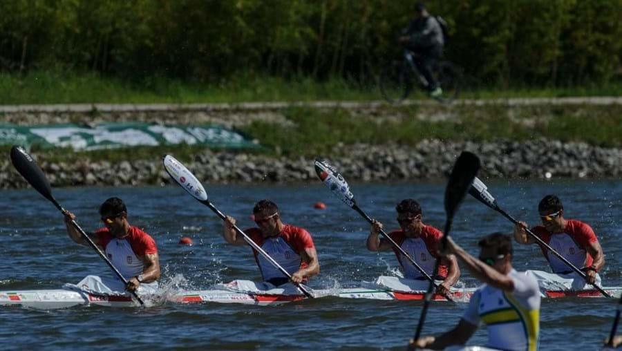 Equipa portuguesa garantiu acesso direto aos Jogos Olímpicos de 2016