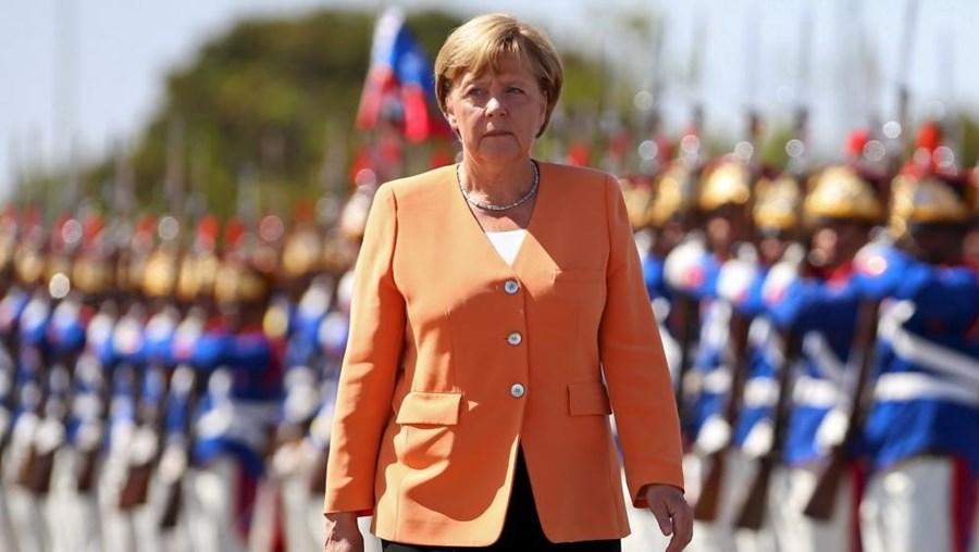 Angela Merkel ainda não falou publicamente sobre estes ataques