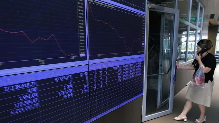 Bolsa grega não escapou a esta 'segunda-feira negra'