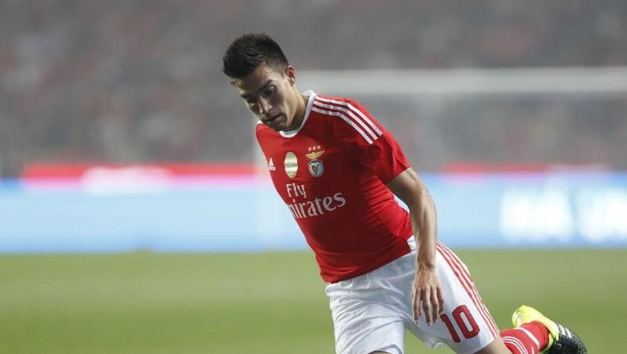 Gaitán conta dois golos nas suas nove internacionalizações