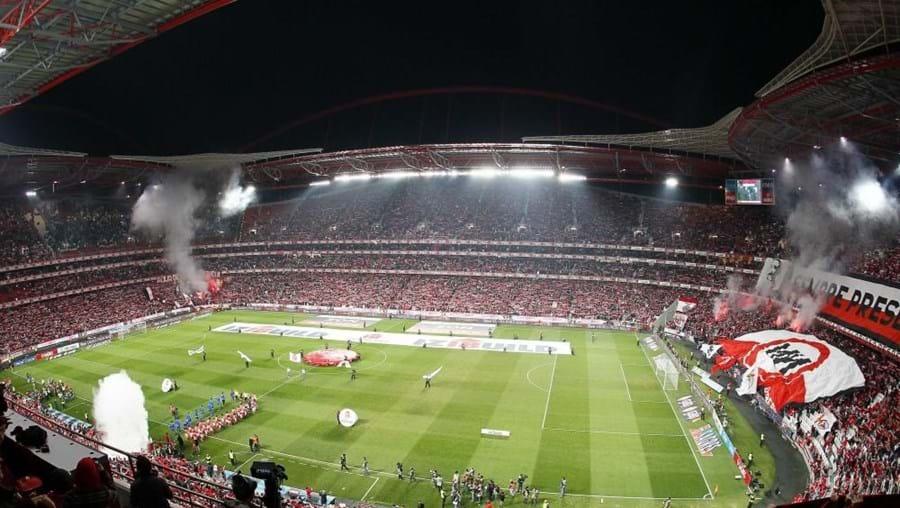 Buscas no Estádio da Luz decorreram no final de julho