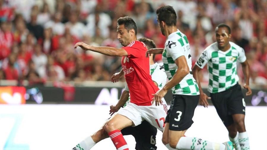 Jonas foi o autor do terceiro e decisivo golo.
