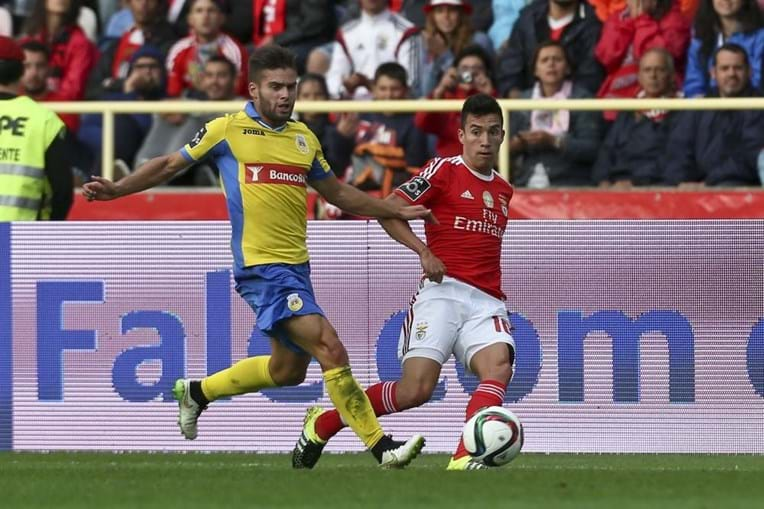 Benfica, Arouca, jogo, futebol, Aveiro