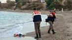 Foto de criança afogada usada por Estado Islâmico