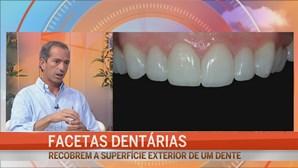 Facetas dentárias