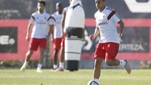 Benfica divulga lista de inscritos para a 'Champions'