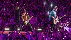 Os dinossauros do rock: Rolling Stones e Beach Boys na estrada há mais de 50 anos