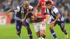 Festa do FC Porto ao cair do pano