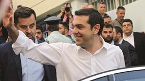 Vitória do Syriza reforça Tsipras