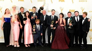 Emmy: 'Guerra dos Tronos' e 'Veep' triunfam