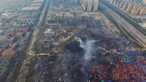 China: Empresas de materiais perigosos investigadas