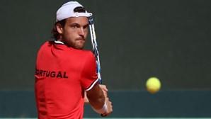 João Sousa volta a descer no 'ranking' mundial de ténis