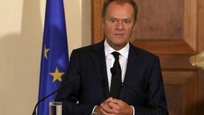 Grécia: Donald Tusk espera estabilidade política