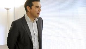 Grécia: Prioridade é estabilidade económica - Tsipras