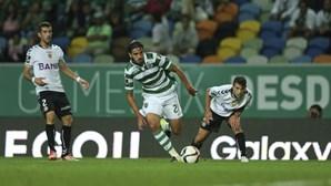 As melhores fotos do Sporting-Nacional