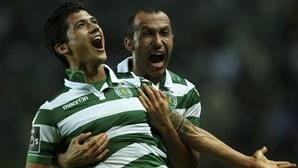 Sporting vence Nacional e iguala FC Porto na liderança