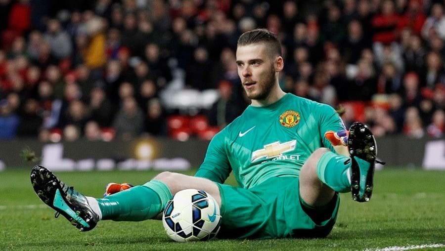 David de Gea vai continuar a jogar pelo Manchester United